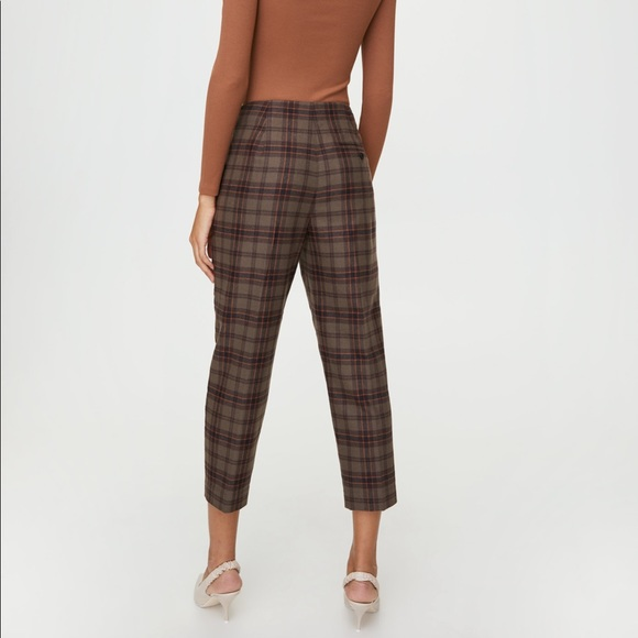 NWOT Aritzia Chambery Pants